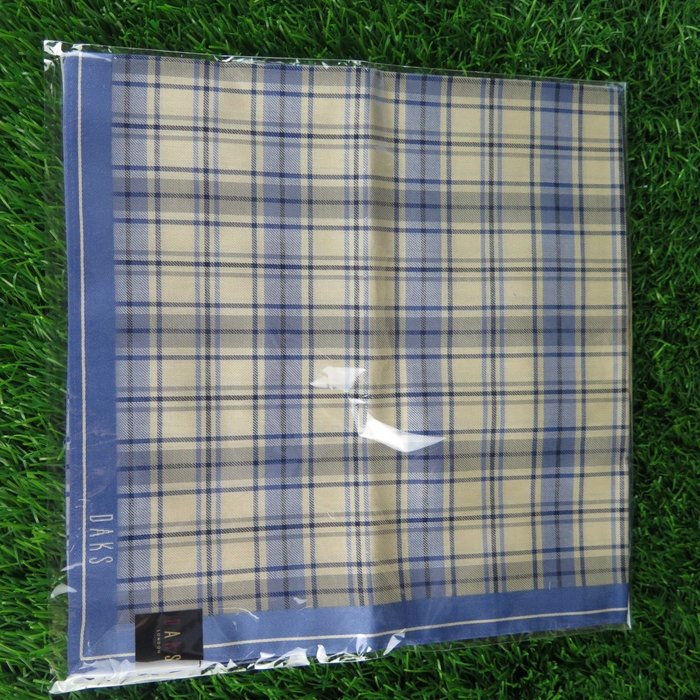 iSport 禮品 日本代購  英國 DAKS 專櫃品牌 日本製 毛巾手帕 DAKSHANKIE-  兩色