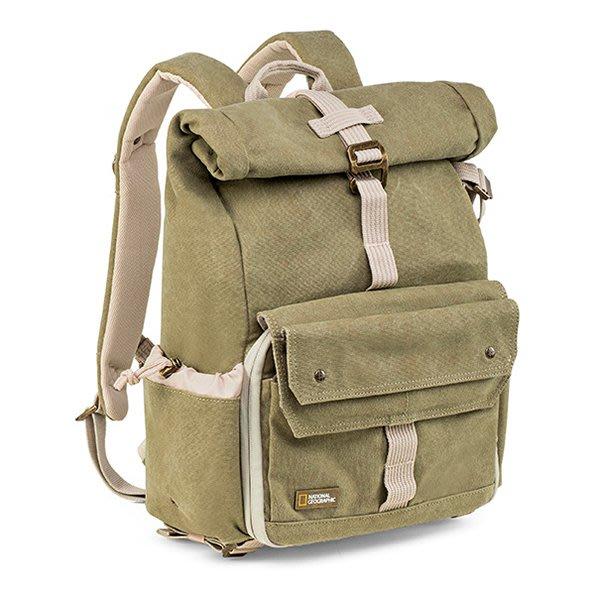 【數位小品】國家地理 NATIONAL GEOGRAPHIC 探險家系列 小型雙肩後背包 (NG 5168)