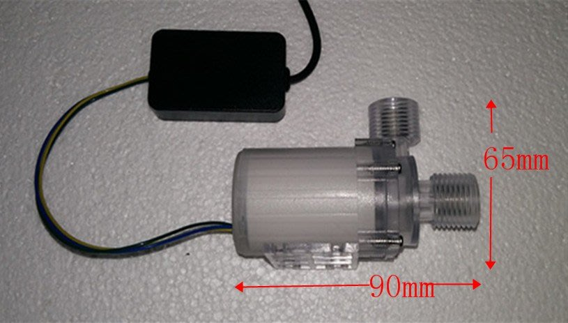 直流无刷DC12V 沉水馬達 抽水泵 水龜 抽水機 抽水馬達 潛水泵 露營打水 太陽能 耐高溫水泵 耐水溫100度以下