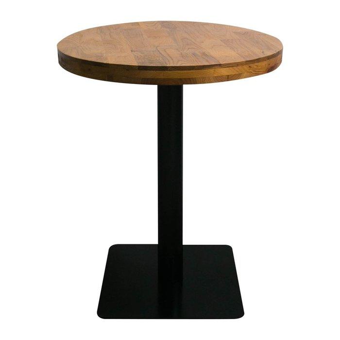 【YOI傢俱】洛特圓餐桌 YMA-C55H (黑白2色) (餐桌/工作桌/咖啡廳愛用款)