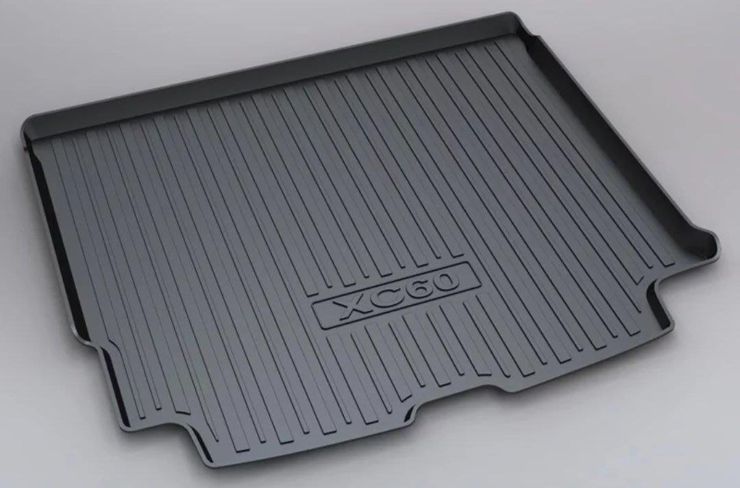 【頂級汽車精品】高品質 VOLVO 專用 V40 V60 S60 XC60 XC90 V90 防水 後廂墊 後行李廂墊