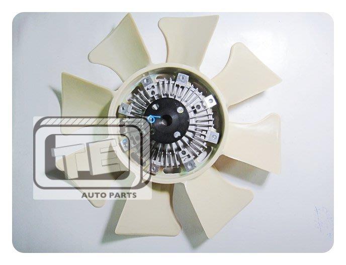 【TE汽配通】FORD 福特 載卡多 MAXI 2.2 88-15年 柴油 風扇離合器 含葉片 日本 GMB