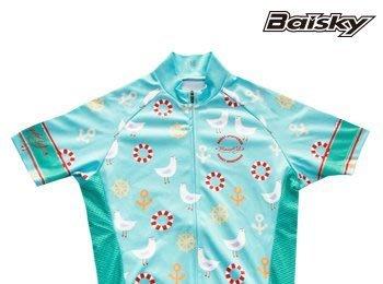 BAISKY 自行車衣  兒童款車衣 ...