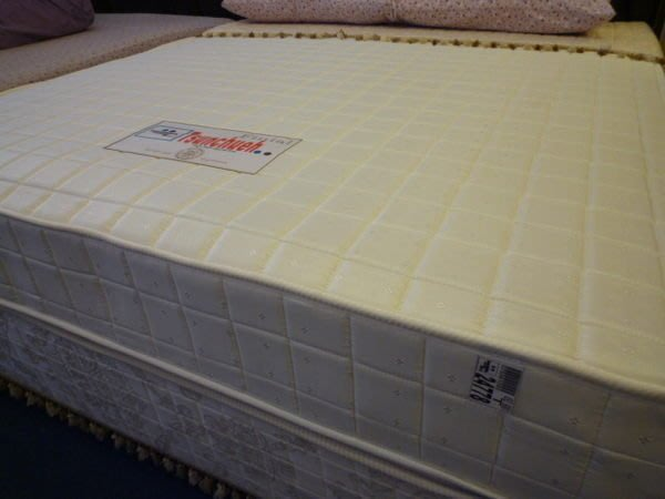 ※高雄~專業睡眠館※經濟型2線6環獨立筒床墊 雙人可訂製尺寸~雙ISO國際品質認證(市價3成)