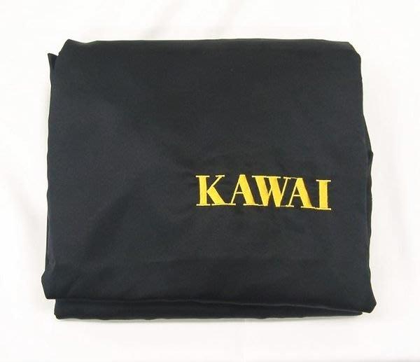 【河堤樂器】KAWAI 河合平台鋼琴罩(黑色2號琴用)/平台鋼琴套/平台鋼琴防塵套~全新~