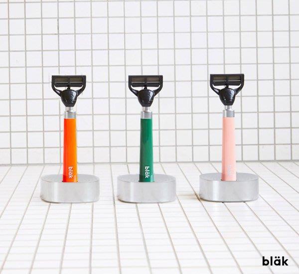 GOODFORIT / 韓國修容廠牌BLAK Razor輕量鋁金屬傳統修容刀具/三色