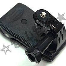 包山包海}GoPro 相機轉Sony HDR AEE 攝影機快拆1 4螺絲雲台帽夾 快裝背