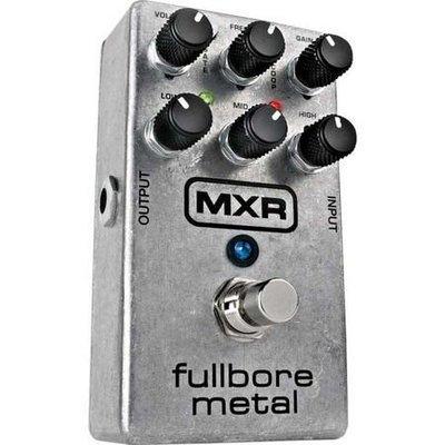 ☆ 唐尼樂器︵☆ MXR M116/ M-116 Fullbore Metal 電吉他重金屬破音效果器(原廠公司貨保固)