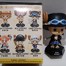 7-11 One Piece Chopper World 海賊王 SABO CHOPPER 薩波索柏 一款