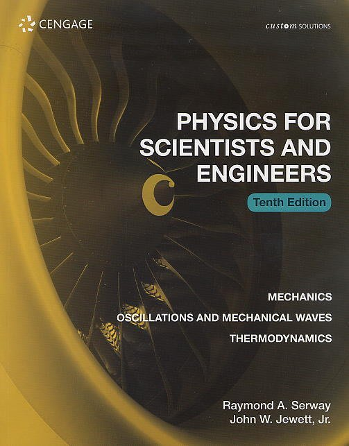 Physics for Scientists & Engineers with Modern Physics 10e套書