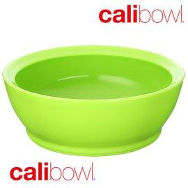 【BC小舖】美國 CaliBowl 專利防漏防滑幼兒學習碗 12oz 綠色