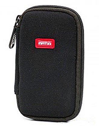呈現攝影-MATIN M-6865 數位附件包 電池記憶卡保存包 可放各種規格記憶卡 3號/4號電池 ※