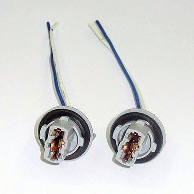 【PA LED】T20 大炸彈 7440 單芯 兩線 倒車燈 方向燈 燈座 加粗線組 16AWG 防水