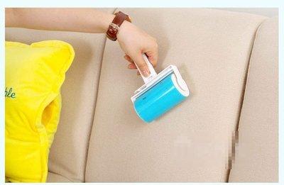 愛美99精品舘--中號可水洗粘毛器 粘衣服毛除塵器 地毯床單吸毛粘塵滾筒