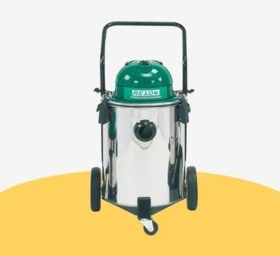 景鴻五金 公司貨 REXON 力山 DW40~乾/溼兩用 強力1100W 工業用 吸塵器 10加侖 (40公升) 含稅價