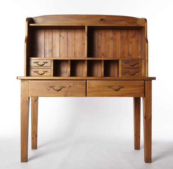 原木工坊~  MIT台灣製造  空間設計室內裝潢   歐式鄉村風書桌