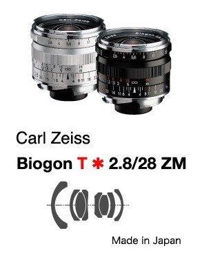 @佳鑫相機@(全新品)Zeiss 蔡司 ZM Biogon T* 28mm F2.8 (銀) Leica M用 公司貨