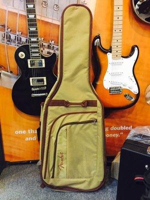 【名人樂器】Fender 電吉他袋