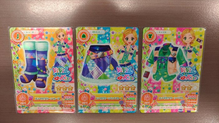 偶像學園 微笑小矮人 童話 抽包 雛姬 新條雛姬 PG-053 PG-054 PG-055