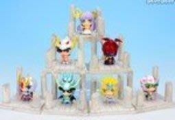 【紫色風鈴2】MH 聖鬥士星矢決戰!教皇篇蚊香眼第三彈全7種動漫周邊
