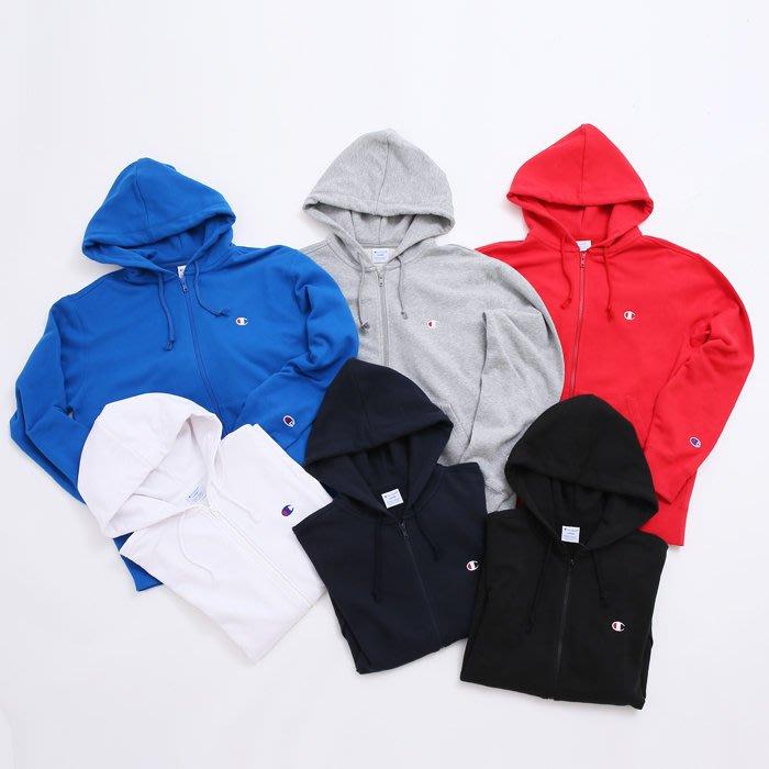 [NMR]CHAMPION 連帽外套 16 F/W C3-119 Full Zip Hooded 現貨賣場