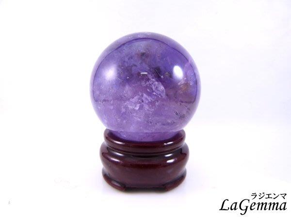 ☆寶峻鹽燈☆開運招財~天然巴西紫水晶球 智慧事業 招貴人 紫晶球 AR-601 直徑5cm