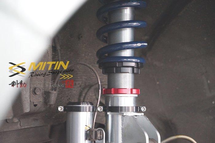Mitin Suspension 4氣瓶高性能懸吊系統 搭配HYPERCO彈簧 SUBARU車系 歡迎詢問 / 制動改