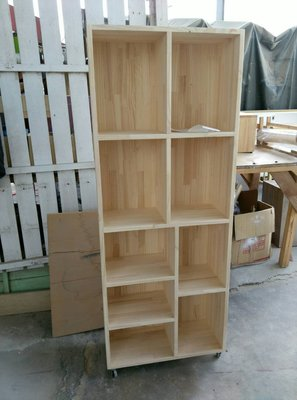 ZAKKA鄉村風多格櫃(檔案櫃收納櫃書架碗盤架木工衣架飾品櫃衣櫃木櫃斗櫃拼布IKEA屏風邊桌茶几飾品櫃中島櫃檯隔間櫃