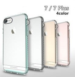 USAMS iPhone 8 / iPhone 7 / iPhone 8+/iPhone 7+ 明湖透晰保護殼