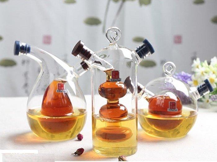 吾宅瓶罐♜玻璃調味瓶♜油醋瓶♜瓶中瓶♜醬醋瓶♜一屋窯 三款可選