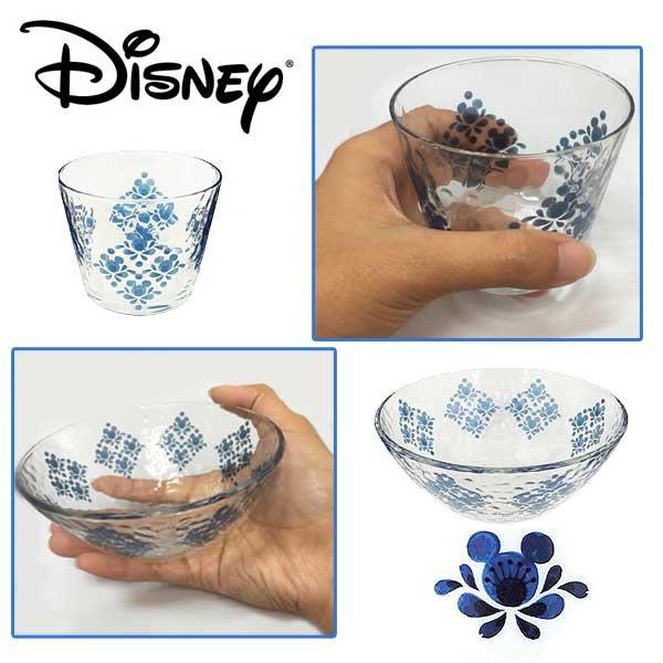 [日潮夯店] 日本正版進口 迪士尼米奇杯碗組 北歐風格杯碗組 玻璃杯 玻璃碗 高品質玻璃杯碗組