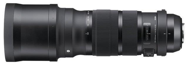 ((名揚數位)) SIGMA 120-300mm F2.8 DG OS HSM SPORT 恆伸公司貨 保固三年.