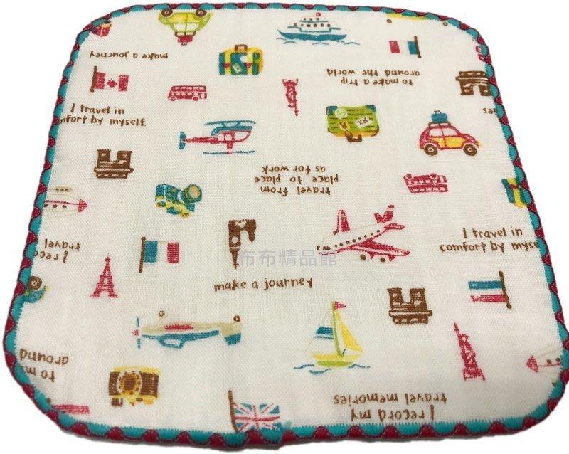 布布精品館,日本製 COCOWALK  毛巾布  吸水 快乾 手帕 方巾 旅行