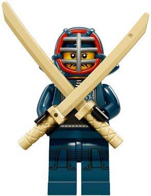 現貨【LEGO 樂高】積木/ Minifigures人偶系列: 15 代人偶包抽抽樂 71011 | 劍道家Kendo