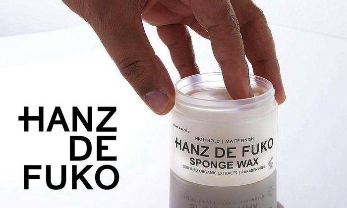 GOODFORIT / 加州Hanz de Fuko Sponge Innovative Wax微霧光全能彈性髮蠟