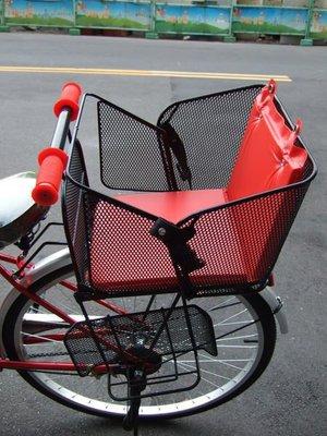 台灣製造金德成 貨架用安全座椅 自行車 腳踏車 兒童座椅 兒童安全座椅