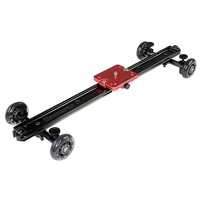呈現攝影-美國 Kamerar SD-1 MK II 二合一滑軌車 長60cm 滑輪+滑軌+滑輪系統 滑車 拍照/錄影