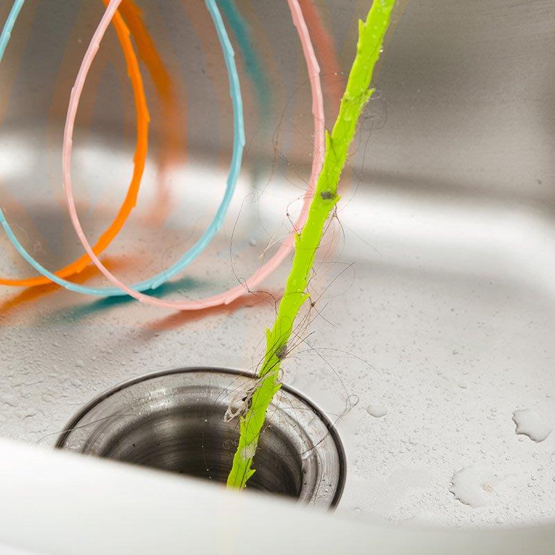廁所通下水道疏通器 廚房管道疏通工具家用水管防堵塞神器JJ070
