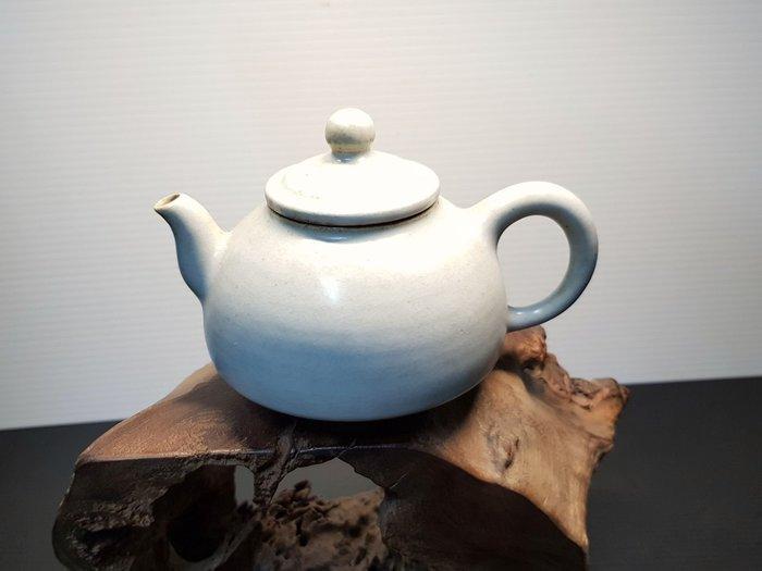 曉陶汝窯釉燒茶壺