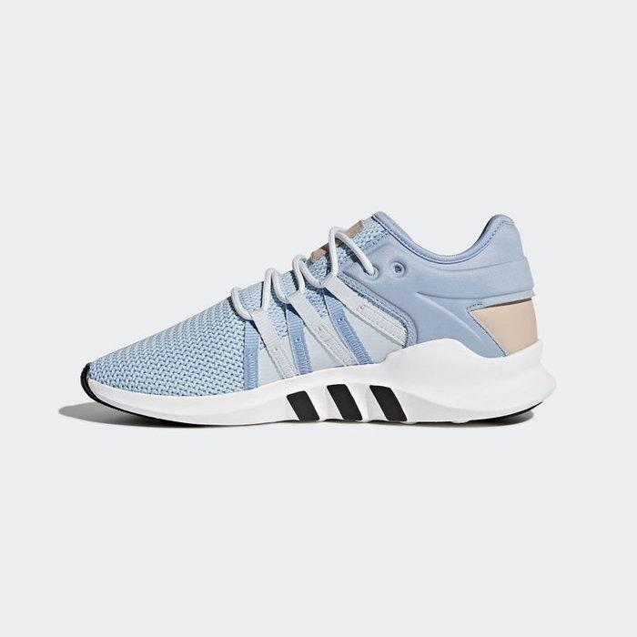玉米潮流本舖 ADIDAS EQT Racing ADV CQ2157 藍白黑 編織 粉藍 復古 女鞋 運動慢跑鞋