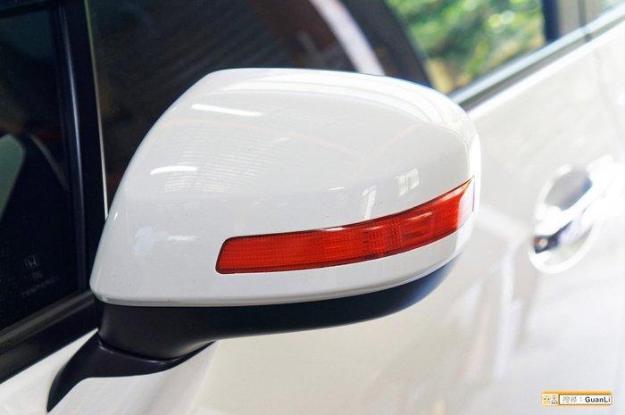 「直購賣場」(進口歐規橘) (GuanLi 冠立) HONDA CIVIC 9/9.5代 後視鏡方向燈貼 可透光保護貼膜