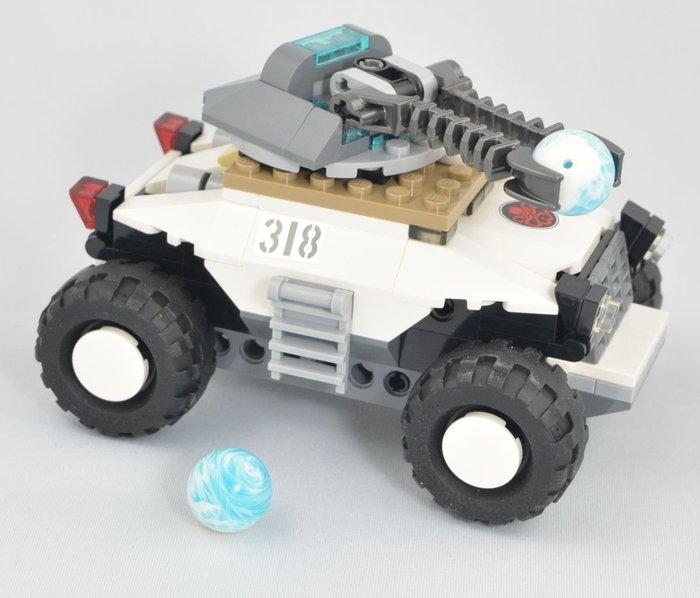 現貨【LEGO 樂高】全新正品 積木/ 超級英雄 復仇者聯盟 76041   單一載具: 九頭蛇坦克