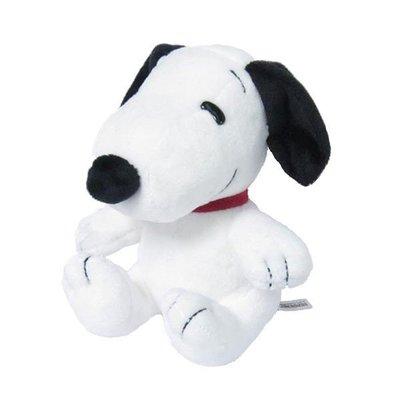 尼德斯Nydus~* 日本正版 Snoopy 史努比 公仔 娃娃 絨毛玩偶 高約12.5cm -基本款