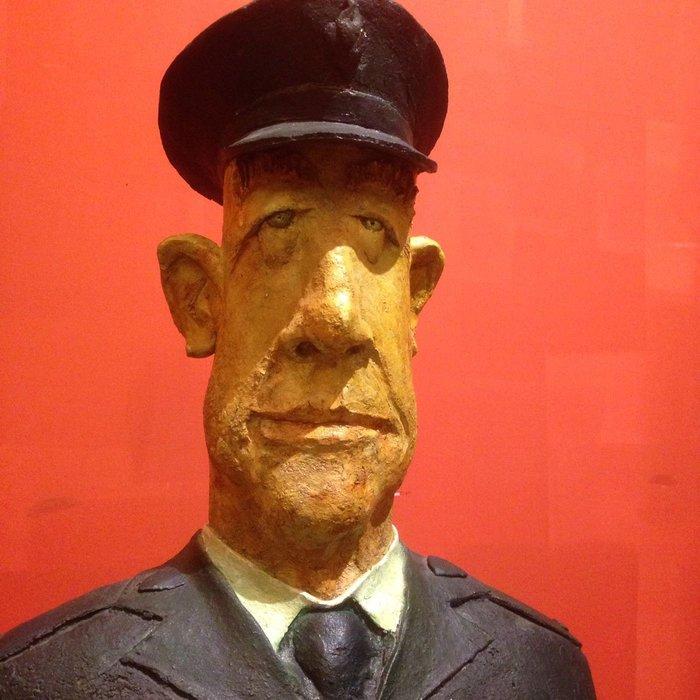 荷蘭當代藝術 TEXO陶藝 大型雕塑作品~幸子老鋪