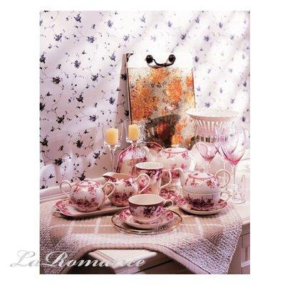 【芮洛蔓 La Romance】帝凡內系列花物語十五件茶具組