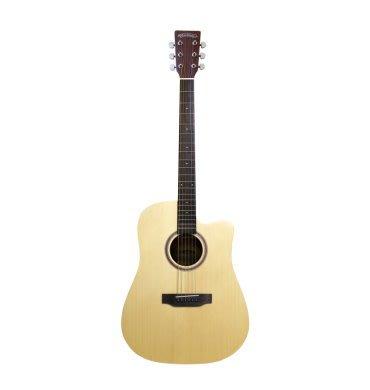 【金聲樂器】Woodtone - D30C (附原廠琴袋)