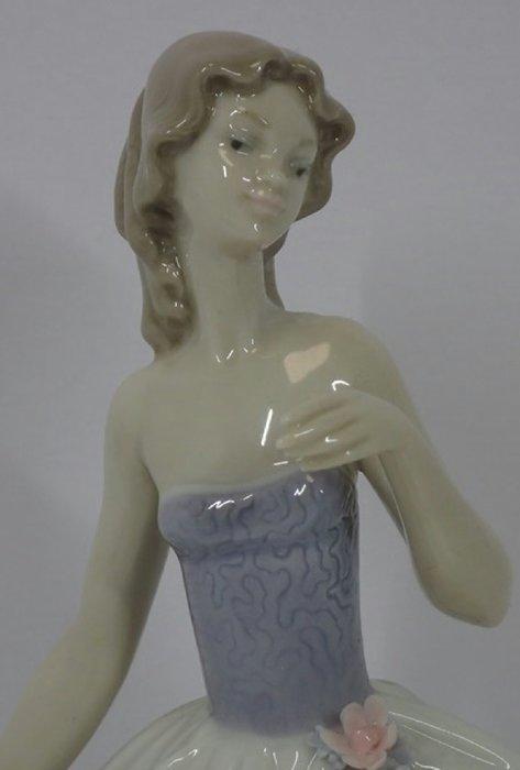 (稀有)LLADRO 盛大晚會 (1992年舞會系列) 西班牙雅緻瓷偶 Lladró /另舞會皇后麥森哥本哈根施華洛世奇