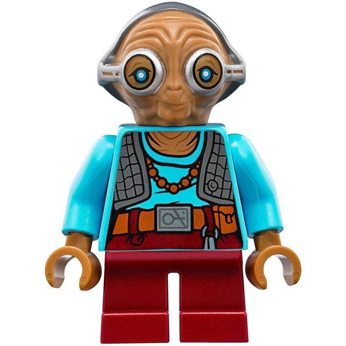 現貨【LEGO 樂高】全新正品 益智玩具 積木/ Star Wars 星際大戰 75139   單一人偶: 瑪茲 卡娜塔