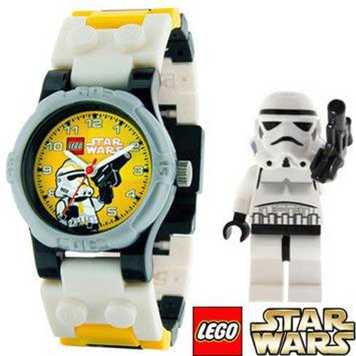 現貨附盒【LEGO 樂高】益智玩具積木/ 星際大戰 Star wars 白兵Stormtrooper 人偶手錶公仔