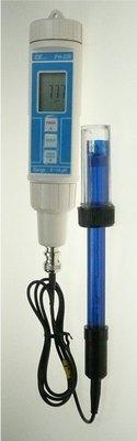 TECPEL 泰菱 》Lutron 路昌 PH-220 筆型酸鹼計 PH計 水質檢測 電極 防水IP67 PH